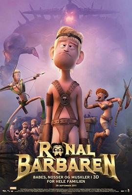 Xem Phim Chiến Binh Bất Đắc Dĩ - Ronal The Barbarian