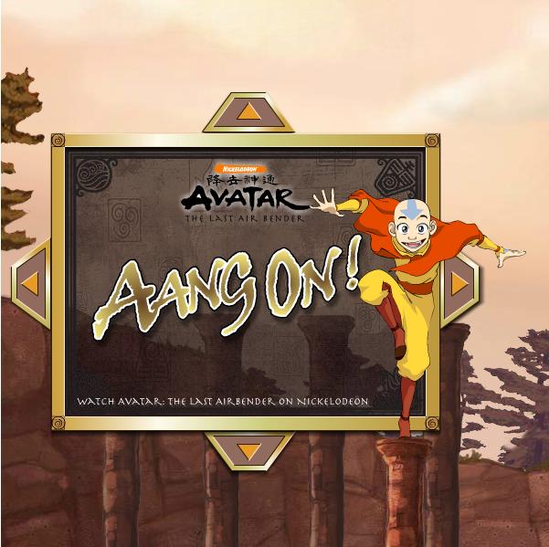 Avatar Fighting Game: Nickelodeon Games: Fighting Games
