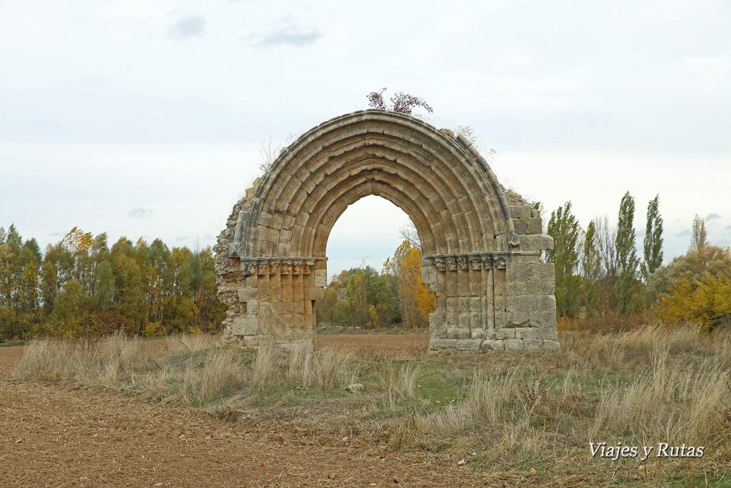 Arco de San Miguel, Sasamón