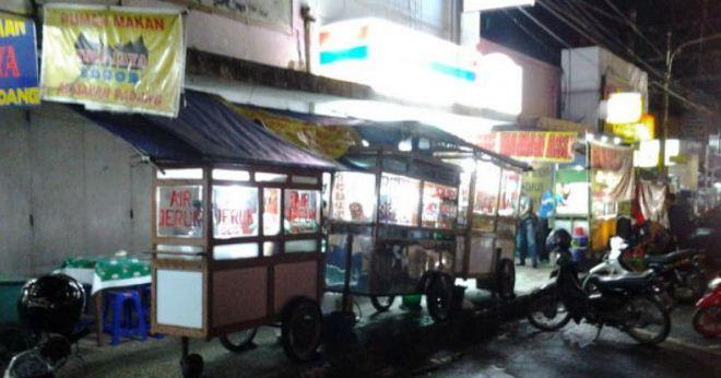 Kuliner Jalan Gardujati Bandung