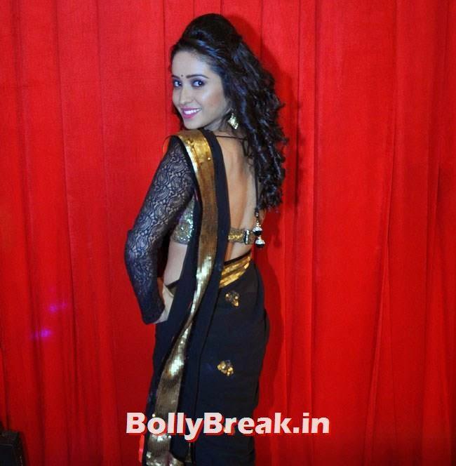 Asha Negi, Star Parivaar Awards 2014 Red Carpet Pics