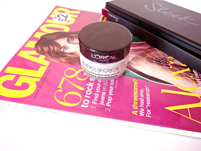 L'Oreal Studio Secrets Resurfacing Primer Review
