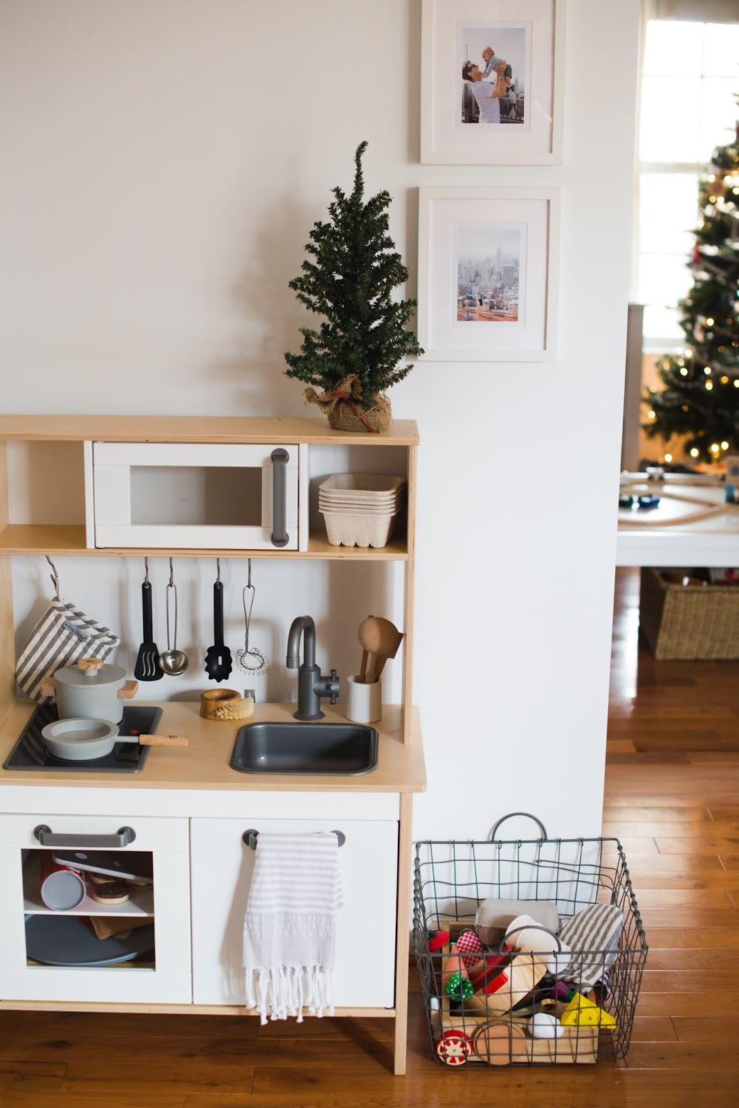 Domestic Fashionista Ikea Play Kitchen Review