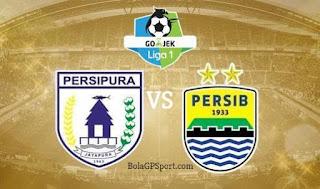 Prediksi Persipura vs Persib Bandung 15 Oktober 2018