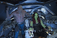 Dave Bautista and Zoe Saldana in Guardians of the Galaxy Vol. 2 (37)