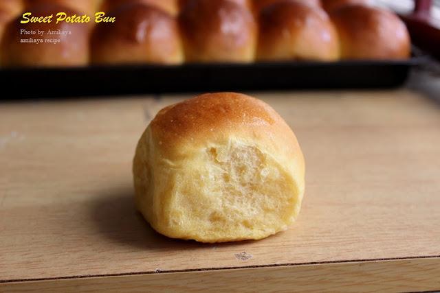 Sweet Potato Bun