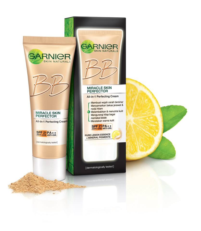 [Review] Garnier Bb Cream Indonesia