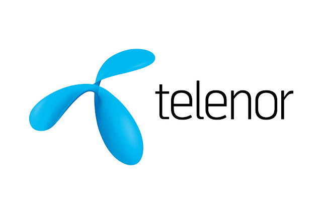 telenor uninor logo
