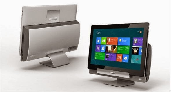 Asus Transformer AIO, PC Hybrid Dengan Fungsi PC Desktop dan Tablet