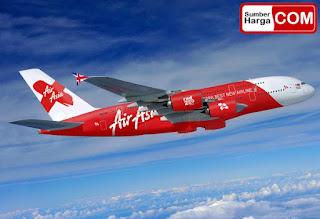 Tiket Pesawat Air Asia