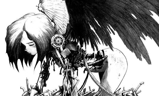 Alita Ángel de combate