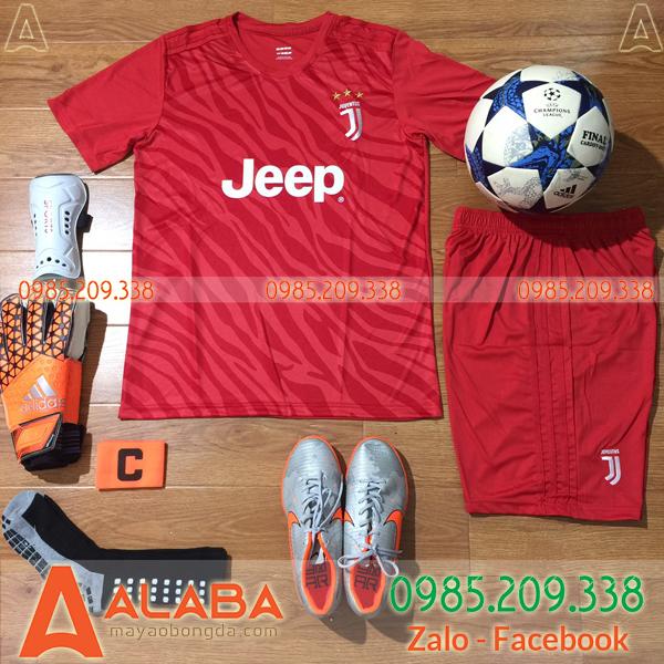 Áo CLB Juventus 2019 Màu Đỏ