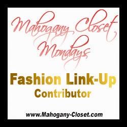 5d7bb1d21e Orange Tribal Print Maxi Print Skirt White Tank Top Black Plus Size Fashion  Blogger Melissa Geddis. Mahogany Closet Mondays Fashion Link-Up. I'm super  ...