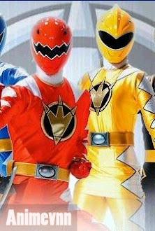 Power Rangers Dino Thunder -  2013 Poster