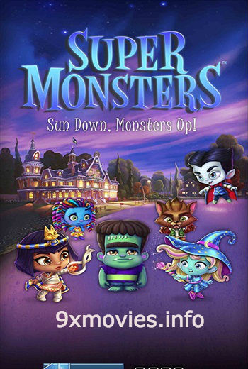 Super Monsters S01E05 Dual Audio Hindi 720p WEBRip 240mb