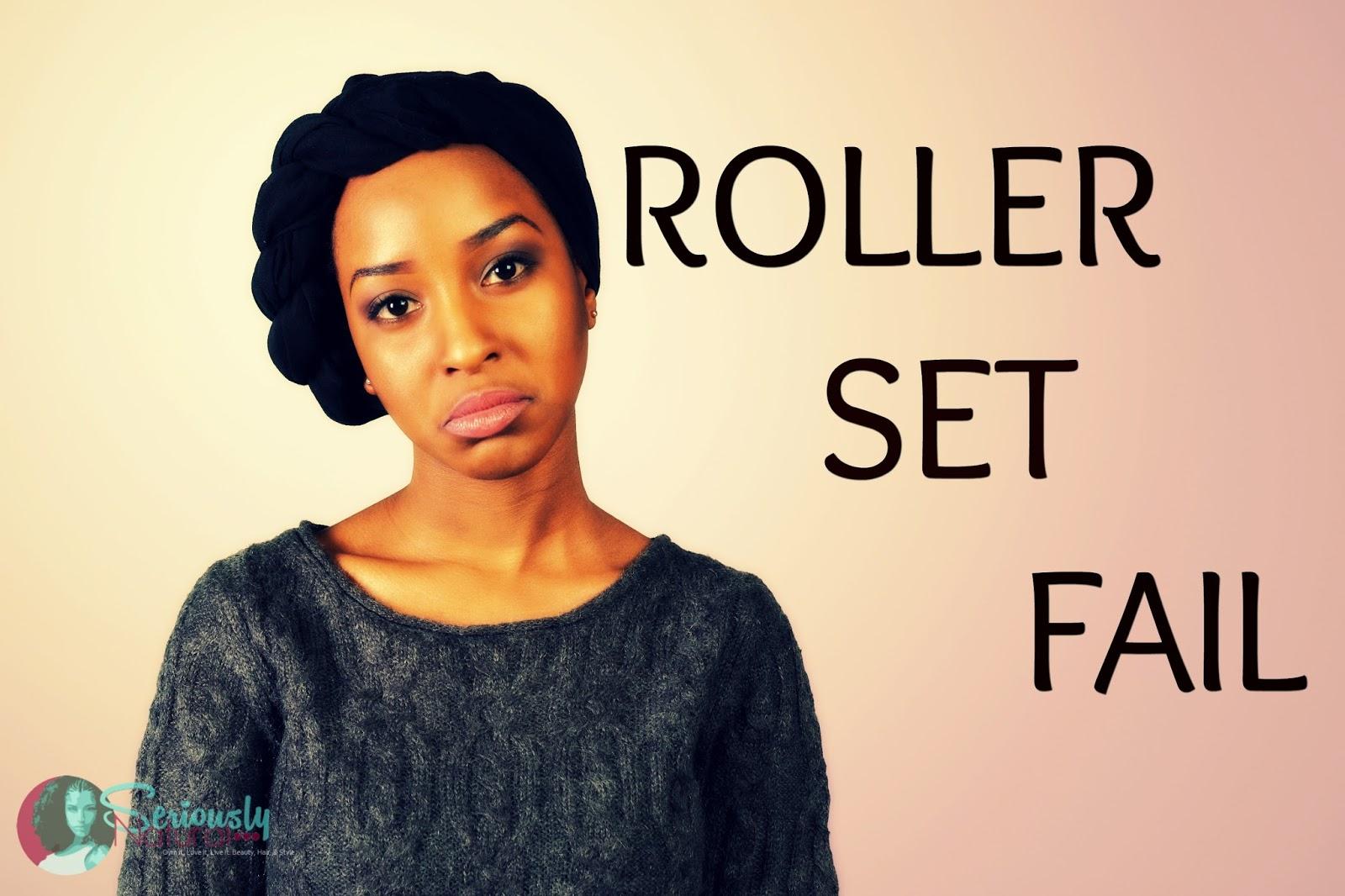 Roller Set Fail