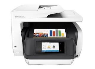 HP Officejet Pro 8725 Descargar Driver Impresora Gratis