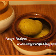 Rosy's Recipes: Uppu Manga (Green Mango in Brine)
