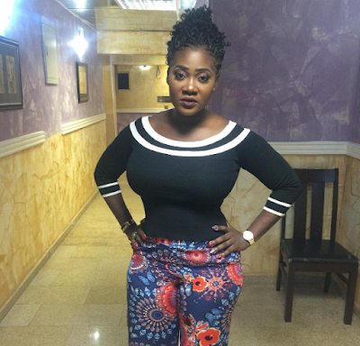 Wow see the Political Post Mercy Johnson got in Kogi state
