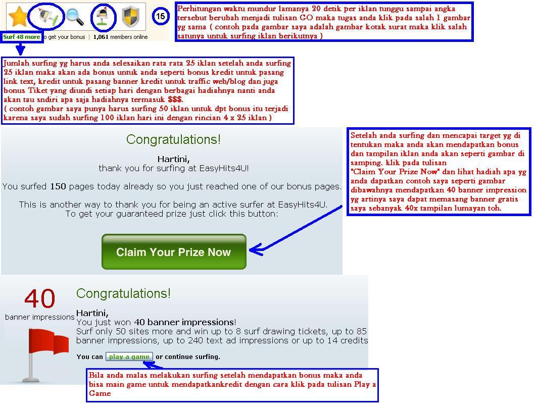 Cara Menghasilkan Uang Banyak Di Internet