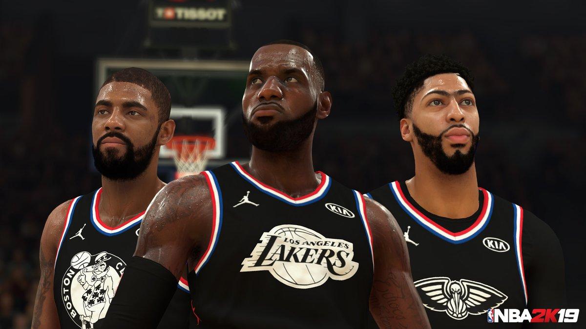 NBA 2K19 - 2nd Official Roster Update Deadline (02 11 2019