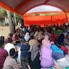 Ditemani Cimplung, SMKM Watulimo Gelar Halal bi Halal di Alam Terbuka