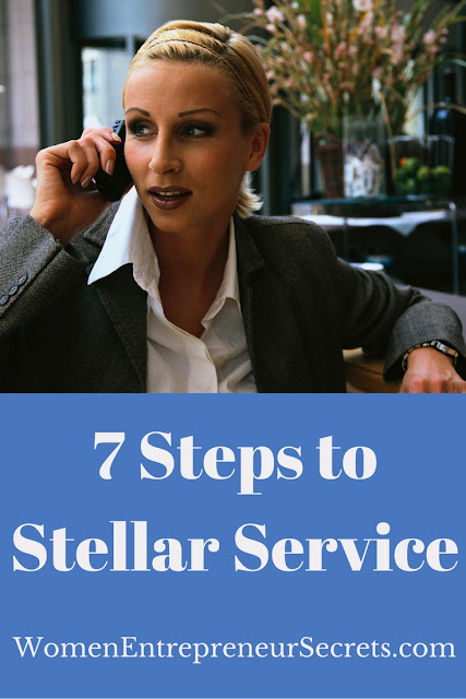 7 Steps to Stellar Service