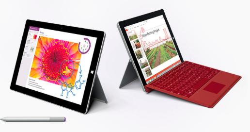 Windows RT已死!微軟Surface 3內建完整Windows系統,定價1萬5台幣!