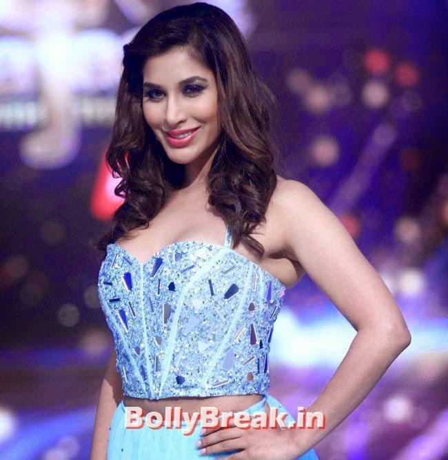 Sophie Choudhary, Jhalak Dikhhla Jaa Season 7 Grand Launch Pics