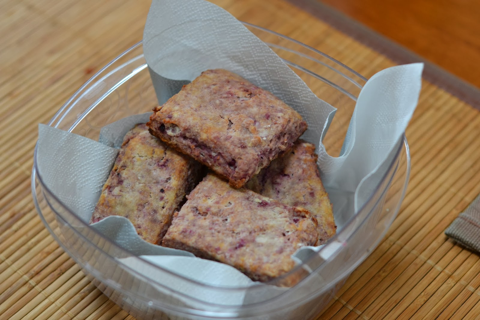 The Eibls Smitten Kitchen S Whole Wheat Raspberry Ricotta Scones