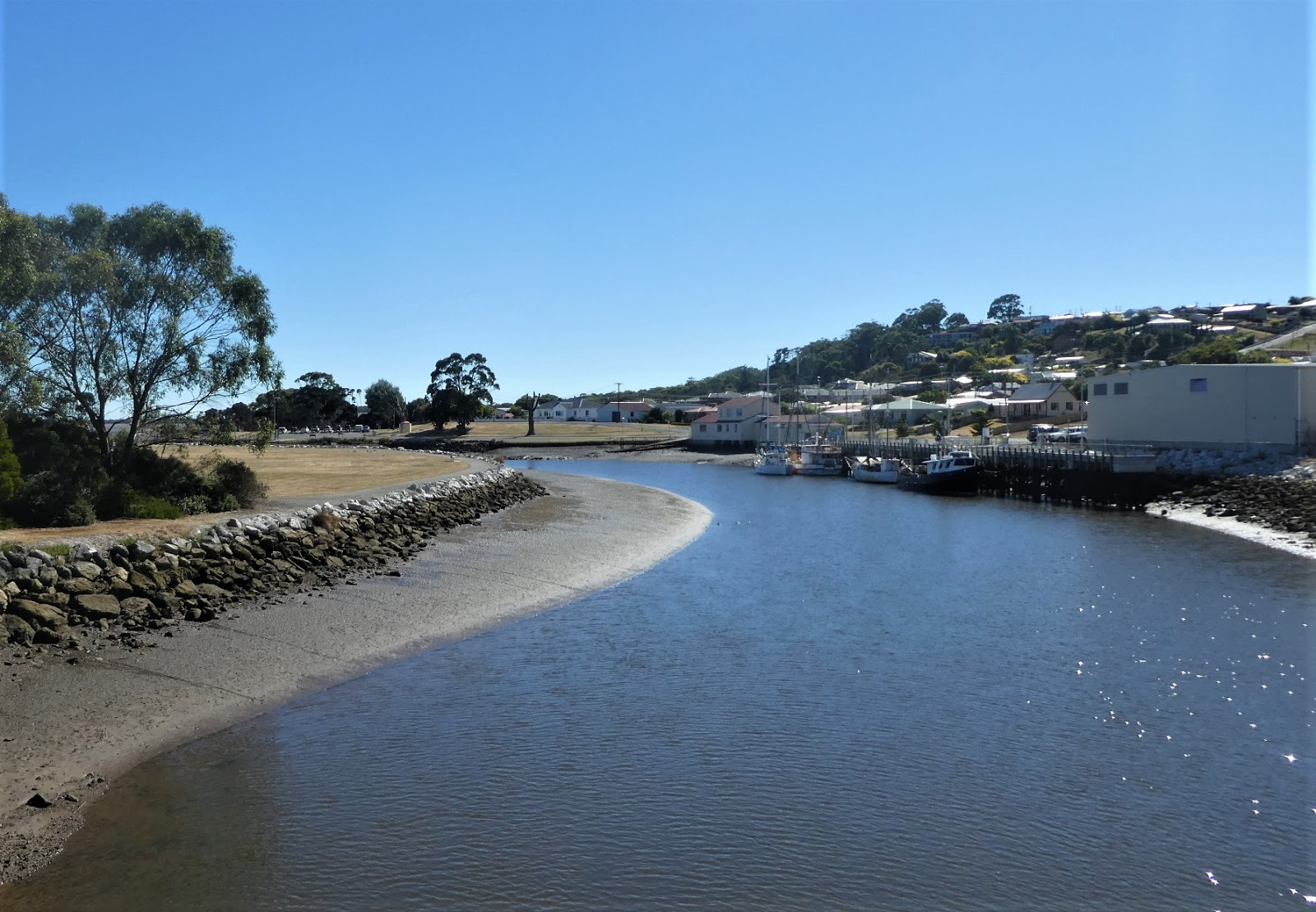 MobileMarshies: ANOTHER QUICK LOOK ABOUT A TOWN - SMITHTON