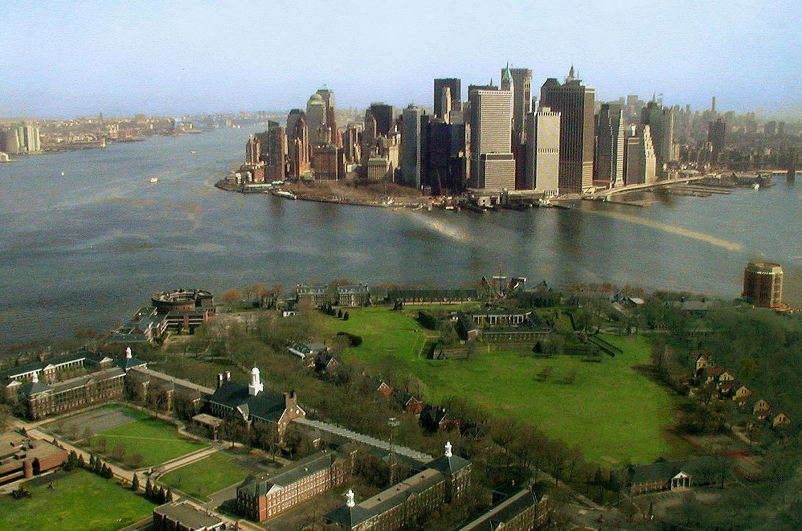 Governors Island Will Reopen With Brooklyn Ferry Service From Red ...