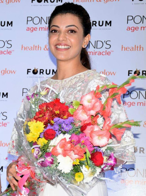 kajal agarwal latest pics in bangalore