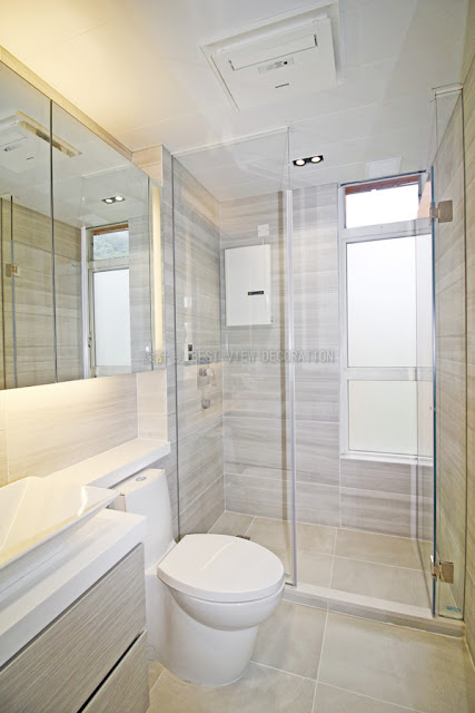 九肚山晉名峰浴室室內設計,The GrandVill bathroom interior design