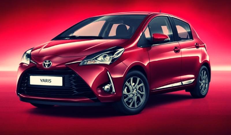 2018 Toyota Yaris Concept, Price and Interior