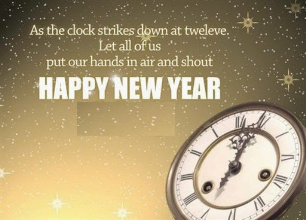 Happy New Year 2016 Countdown Time Clock Images 1080p