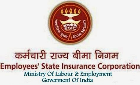 ESIC Delhi Recruitment 2016