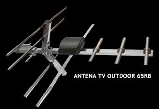 antena tv outdoor murah