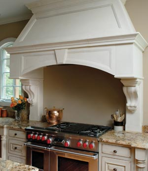 country kitchen range hoods beautiful designs beautiful living kitchens 6126