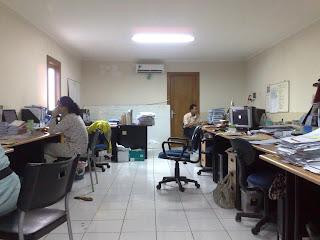 kisah misteri di kantor