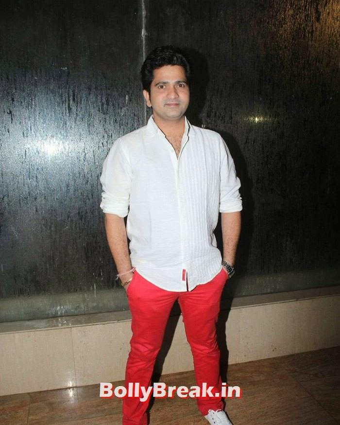 Sushant Shelar, Celebs at 'Pyaar Wali Love Story' Music Launch