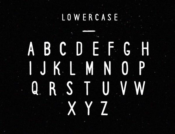 Font Terbaru Untuk Desain Grafis - Runaway Font Letters