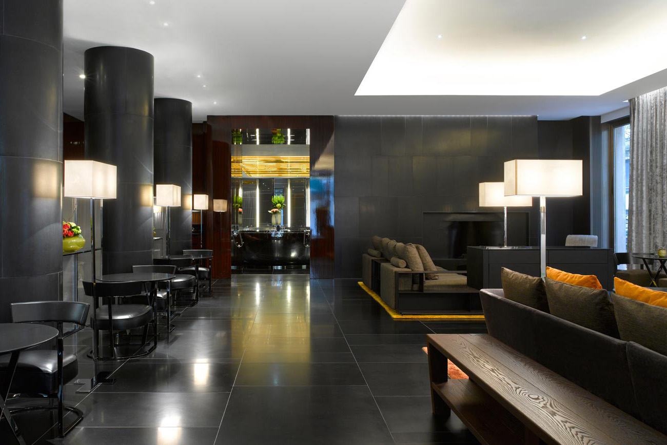 If it 39 s hip it 39 s here archives the new bulgari hotel for Best modern hotels in london