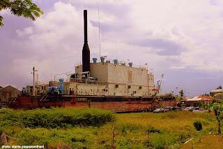 Wisata Kapal Apung Lampulo Banda Aceh