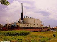 Wisata Bersejarah Kapal Apung Lampulo Banda Aceh