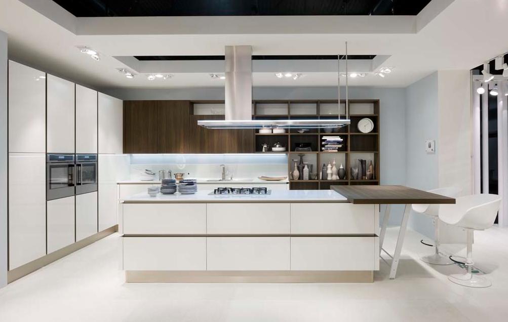 Come progettare gli impianti per una cucina ad isola perfetta  Arredamento a Brescia