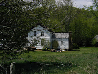 This larger 1879 home is located in the Cable Mill area.