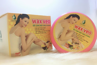 Ngân Bình - Wax Veo - Tẩy Lông Mật Ong Chanh