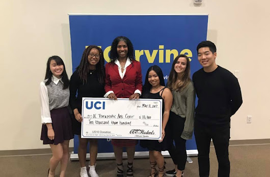 OCCTAC Honored to be Awarded Funding by UCI Student