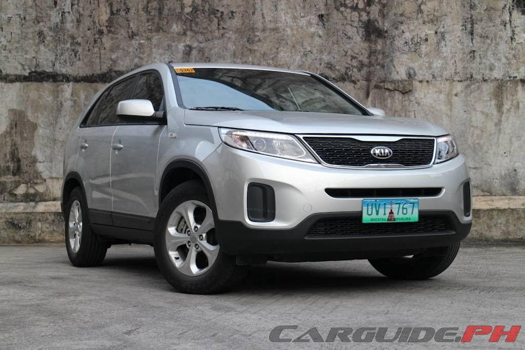 High Quality Review: 2014 Kia Sorento LX CRDi 2WD 5 Seater